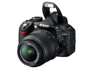 Nikon D3100 + Kit