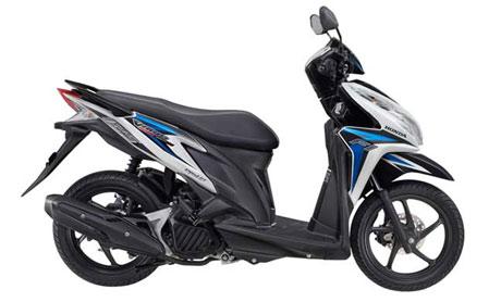 Motor Matic Terbaik 2012 on Launching Vario 125cc Versi Mpm Motor Di Surabaya Town Square   Wiro