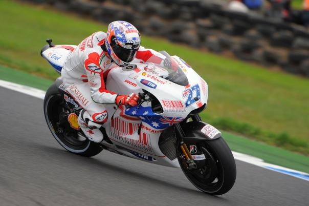 Stoner-Ducati White Edition