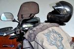 PRIDES : Jacket, Rompi, Helm, Spion lengkap :)