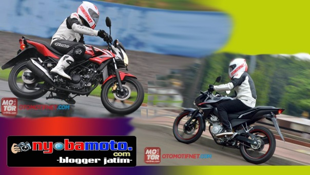Head to Head Honda CB150r vs New Vixion