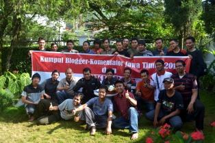Foto bareng Jatimotoblog dengan rekan2 Koboys