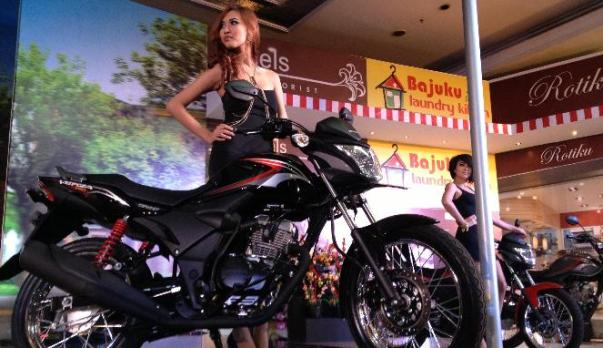 Saat Launching Honda Verza 150cc kemarin