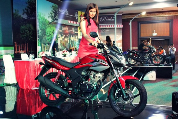 New Honda Verza 150cc