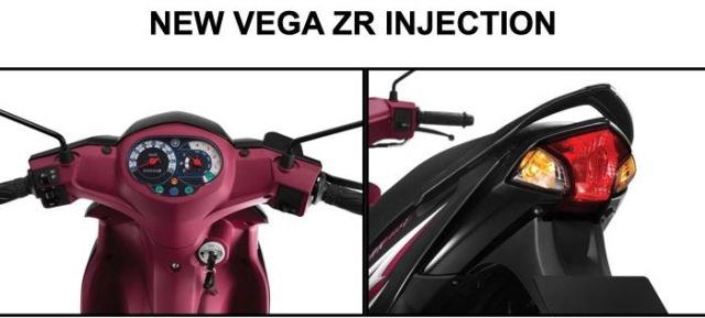 Inikah panel speedometer dan buritan New Vega ZR Injeksi?