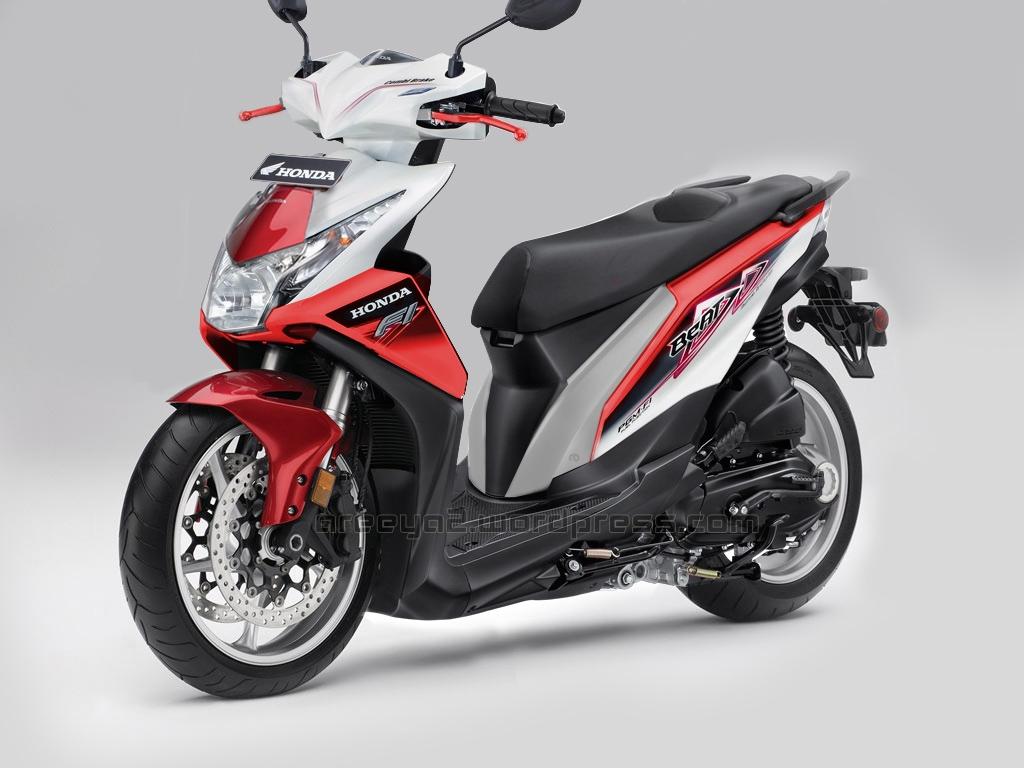 Busyettt…Honda raih 70% lebih segmen motor matic