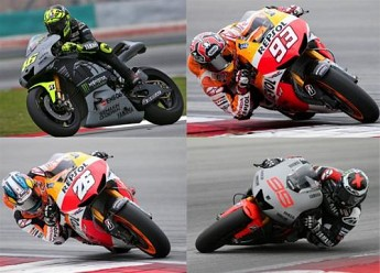 Jadwal Balapan MotoGP 2013
