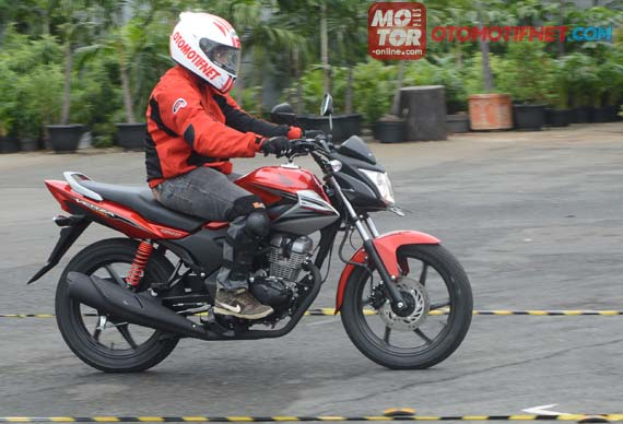 Test Ride_Honda Verza 150_2