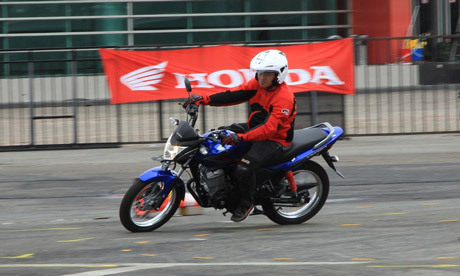 Test Ride_Honda Verza 150_3