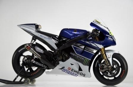 Yamaha YZR M1 2013 Valentino Rossi