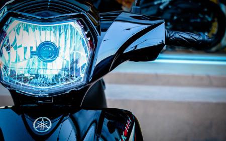 Yamaha Vega ZR 2013 Injeksi