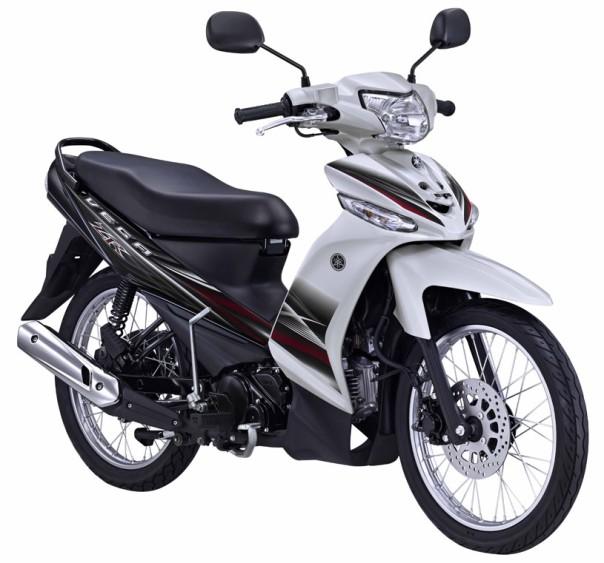 Yamaha Vega ZR yang akan di perbaharui