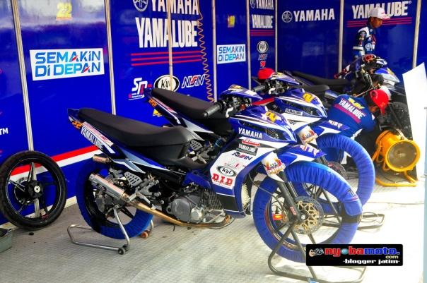 Tim Yamaha