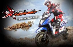 Yamaha X-Ride -Tangguh Luar Biasa-