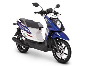 X-Ride Crosser Blue