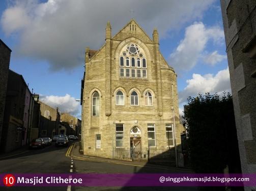 Gereja Masjid di Inggris 3