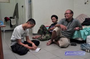 Panitia Lokal Situbondo Kang Ulid-Kang Gigin-Kang Kariz