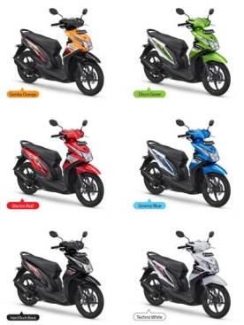 Honda Beat-FI
