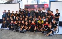 Honda CB150r_Sirkuit Kenjeran Brother CB150r