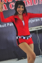 Honda CB150r_Sirkuit Kenjeran Sexy Dancer