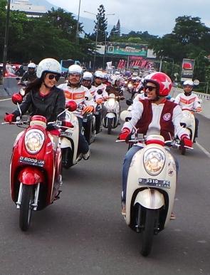 Honda Scoopy FI