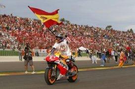 Marc Marquez Juara Dunia