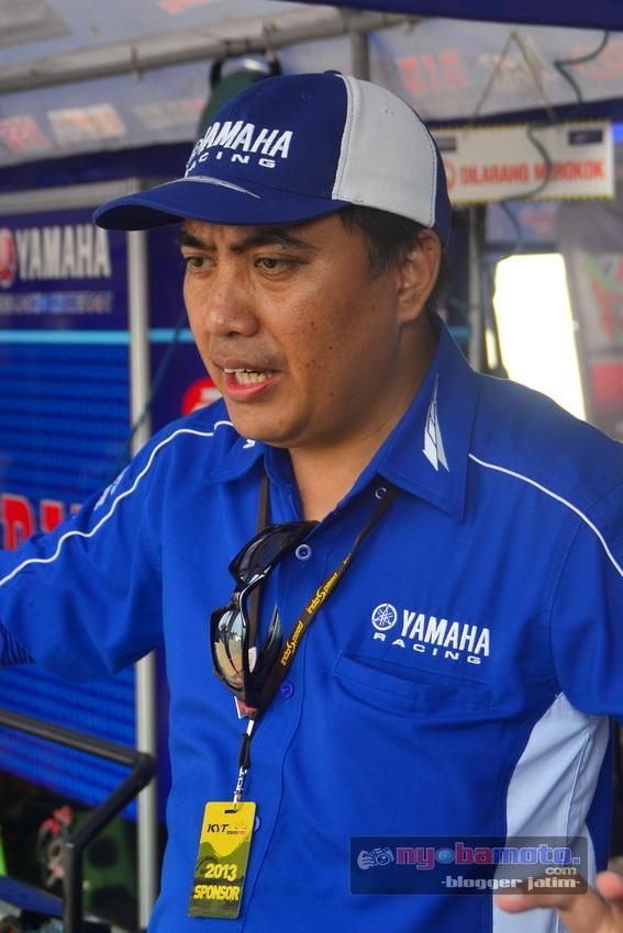 Abidin Yamaha Indoprix Kenjeran