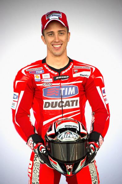 Andrea Dovisiozo Ducati Team