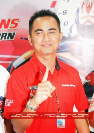 Anggono Irawan Honda Racing