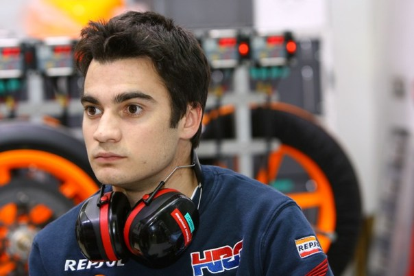 Dani Pedrosa Repsol Honda - Sudah teken kontrak sampai 2016 -