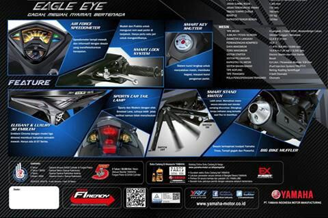Fitu pada Xeon GT 125