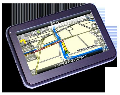 GPS Murah-Meriah hgPro tipe G485
