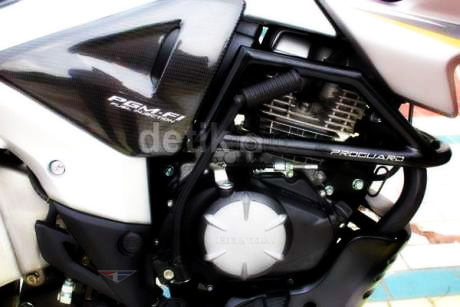 Honda New Megapro AHM Turing Adventure 08