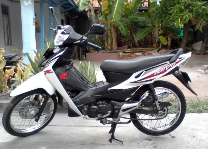 Honda Revo 100cc Motor Lawas Paling Joss Soal Design Buat Nyobamoto