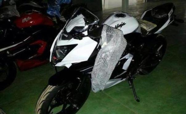 Kawasaki Ninja 250 Single Cylinder