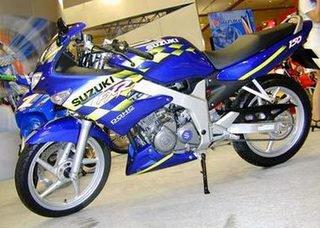 Suzuki FXR 2008