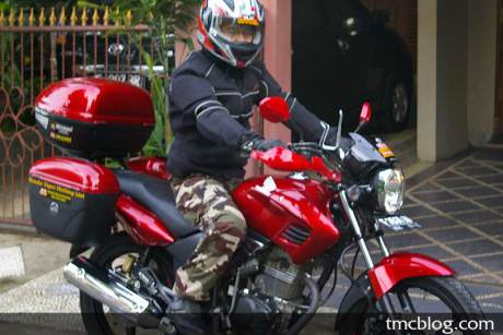 Tiger Merah Marun TMCBlog.com