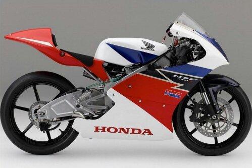 Honda NSF250R (moto3)