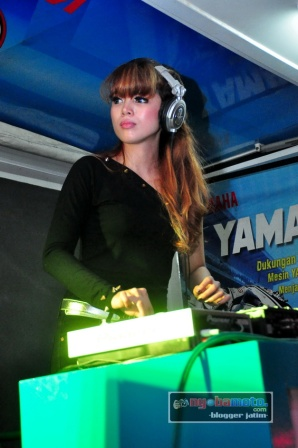 Yamaha GT125_DJ Fiona