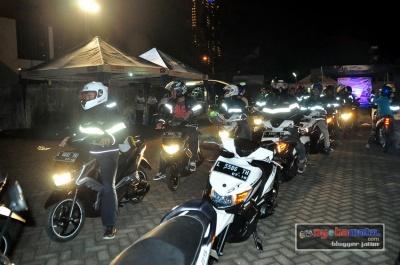 Yamaha GT125_Ready City Touring konvoi