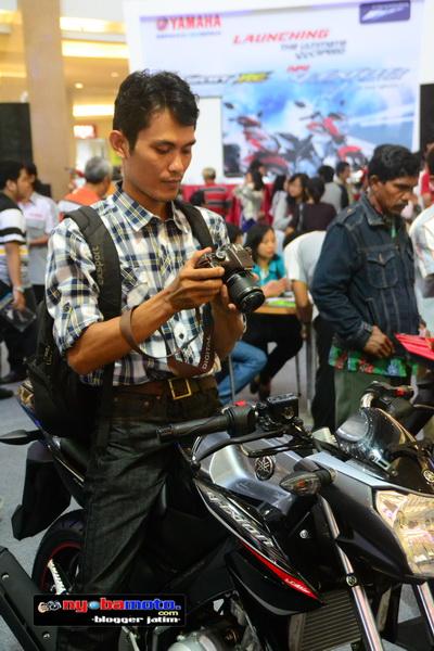 Bro Heru as RiderTua pengasuh : www.ridertia.com