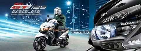 Yamaha GT125 Eagle Eye versi promo
