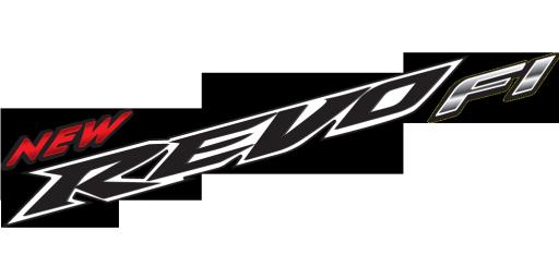 Honda New Revo FI 2014