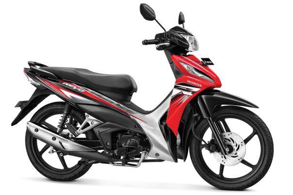 Honda New Revo FI