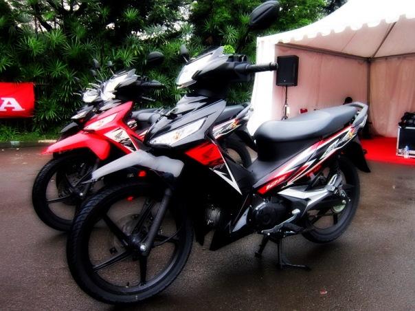 Honda Supra X 125 FI 2014_Prosesi