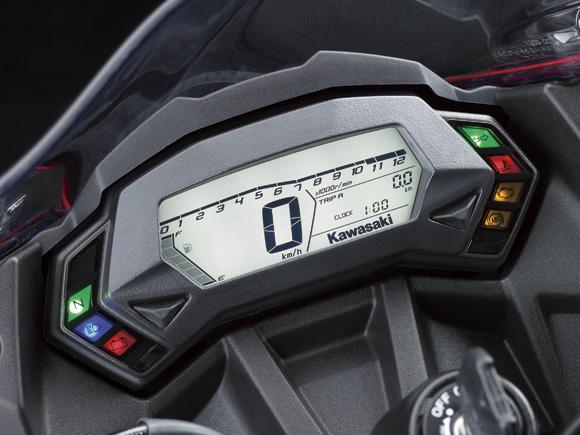 Panel Speedometer  U201cninja Mono U201d Belum Full Digital