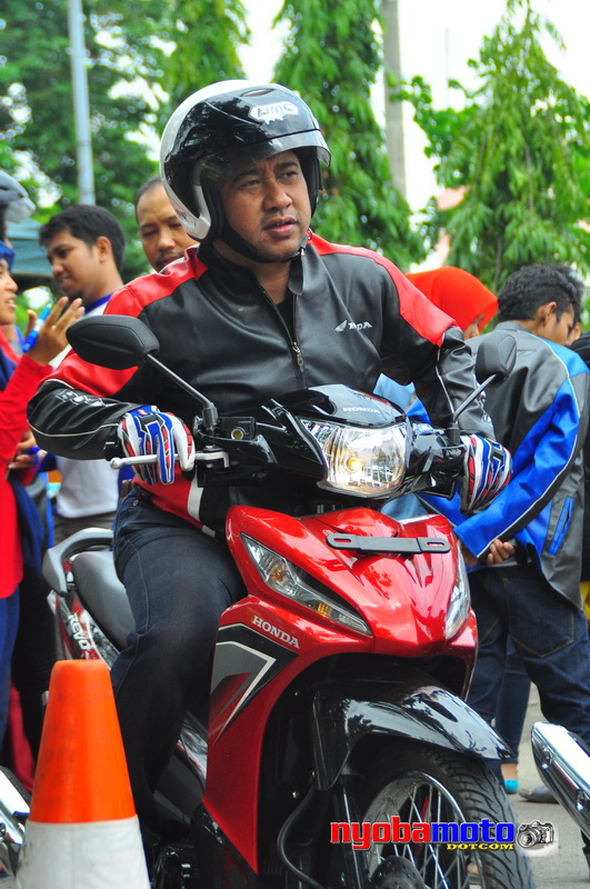 Launching Honda Revo FI_07