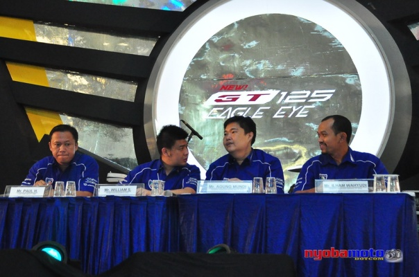 Press Conference GT125 Eagle Eye Royal Surabaya 06_Petinggi