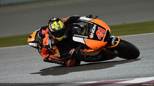 Aleix Espargaro NGM Forward Racing