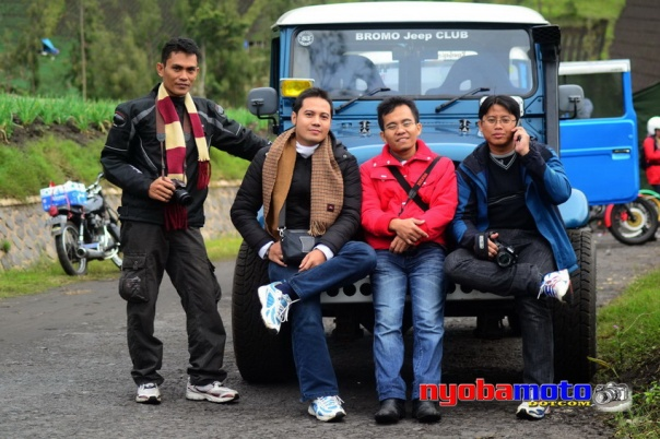 Ridertua, IWB, Wak Haji Taufik & bro Ardy